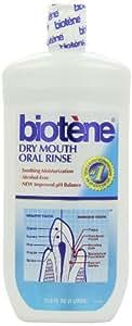 Biotene Oral Rinse for Dry Mouth Symptoms-33.8 oz