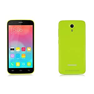 2015 New Doogee Valencia 2 Y100 5.0 Inch 1GB + 8GB Android 4.4 1GB 8GB MTK6592 Octa Core 1.7GHz 13.0MP 3G GPS Smart Phone - Green