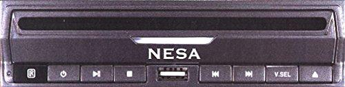 39,1 cm (15,4 Zoll) Deckenmonitor mit integr. DVD-Player, 2x IR Kopfhörer