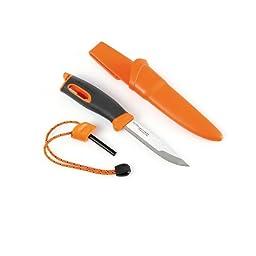 LIGHT MY FIRE Swedish FireKnife Orange One Size