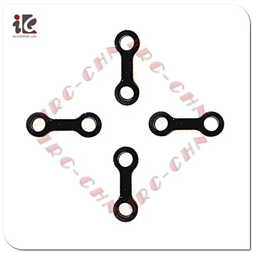 4X CONNECT BUCKLE FOR VIEFLY Nexus V789 RC HELICOPTER SPARE PARTS V789