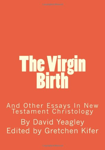 The Virgin Birth<br>by David Yeagley