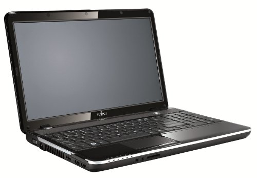 Fujitsu Lifebook AH531 39,6 cm (15,6 Zoll) Notebook (Intel Core i5 2410M, 2,3GHz, 4GB RAM, 750GB HDD, Intel HD 3000, DVD, Win 7 HP)