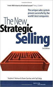 the new strategic selling notes