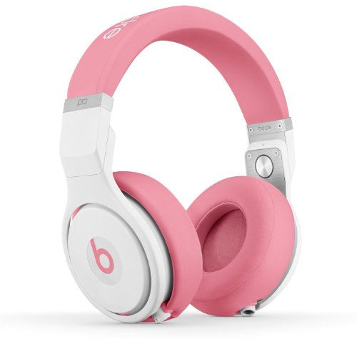 Beats By Dr. Dre Pro | Beats Pro Over Ear Headphone (Nicki Pink 900-00142-01)