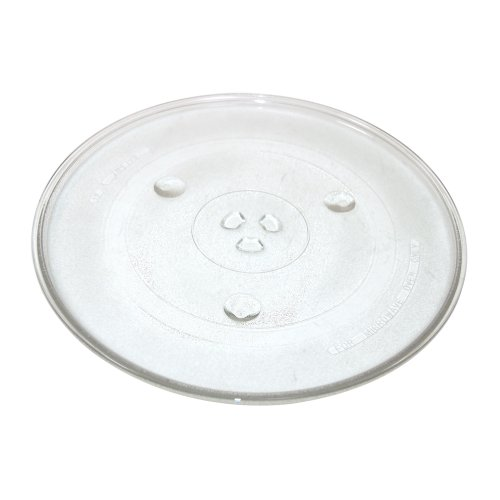 "Kenwood 315Mm 12.5 "" Inch Diameter Microwave Turntable Glass Plate Dish"