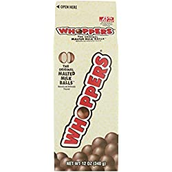 Whoppers Malted Milk Balls, 12 oz