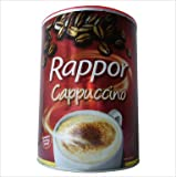 Kenco Rappor Cappuccino 750g Tub Makes Approx 45 Servings