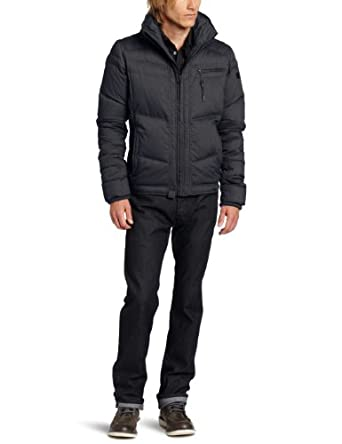 Diesel Men's Weroker Jacket, Black, Small