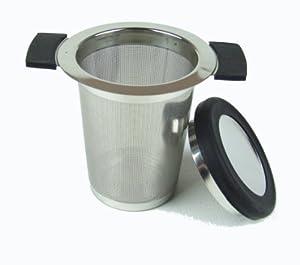 filtre th en acier inoxydable 0 5 mm pour une tasse rose vert noir cuisine maison. Black Bedroom Furniture Sets. Home Design Ideas