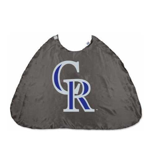 MLB Colorado Rockies Child's Hero Cape - 1