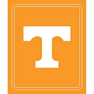 Logo Chair Tennessee Volunteers NCAA Classic Fleece Blanket LCC-217-23