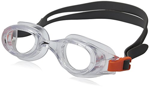 Speedo Junior Hydrospex Classic Goggles, Silver Ice, One Size