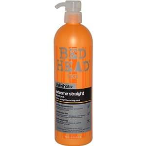 Tigi Bed Head Styleshots Extreme Straight Shampoo, 25.36 Ounce