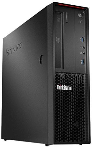 Lenovo ThinkStation P300 30AK Unité centrale Noir corbeau (Intel, 4 Go de RAM, 500 Go, Intel HD Graphics P4600, Windows 8.1 Pro)