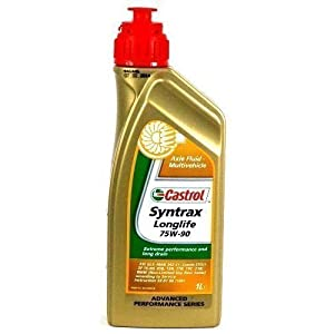 oils and additives best reviews in uk the best castrol 21687 syntrax longlife oil 75w 90. Black Bedroom Furniture Sets. Home Design Ideas