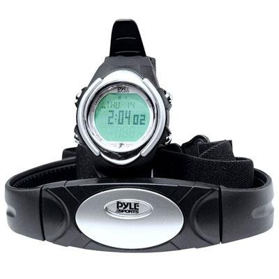 Pyle Sports PHRM32 Advanced Heart Rate Watch with Running/Walking Sensor