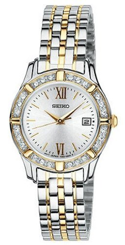 Seiko Dress Women's Quartz Watch SXDE50