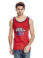 No Fear Camiseta Logo (Rojo)