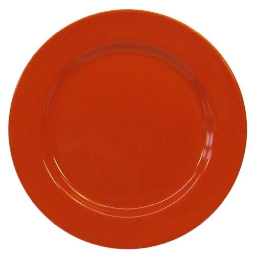 Waechtersbach Fun Factory II Orange Salad Plates, Set of 4