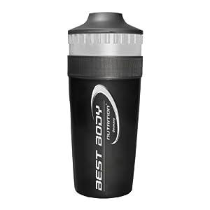 Best Body Nutrition Eiweiß Shaker Pro 40, 1 Stück