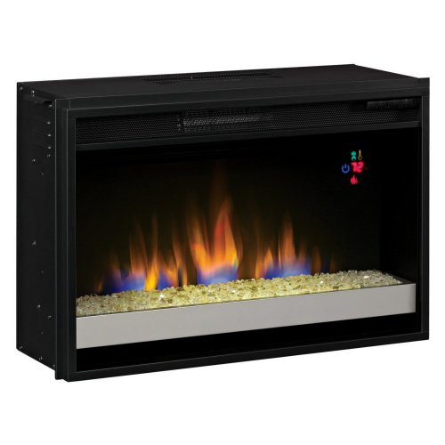 """Classicflame Fixed Front 26"""" Contemporary Electric Insert"""
