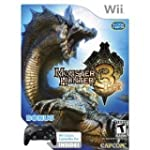 Monster Hunter Tri Bundle Nintendo Wi...
