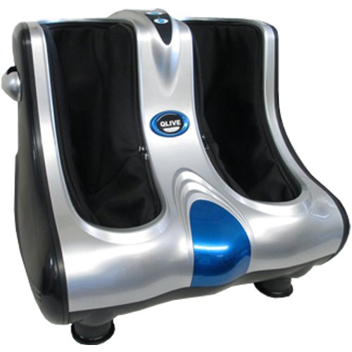 Brand New 2014 Model Qlive Ql-2000 Quality Foot Calf And Ankle Massager Other Products By Qlive
