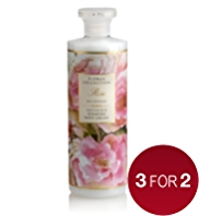 Floral Collection Rose Bath Cream 500ml