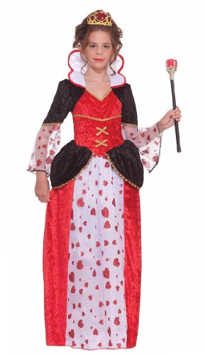 Queen of Hearts Designer Kids Costume