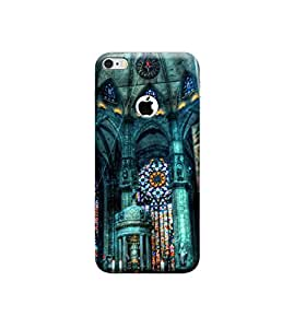 EPICCASE Premium Printed Back Case Cover With Full protection For Apple iPhone 6 with Hole (Designer Case)