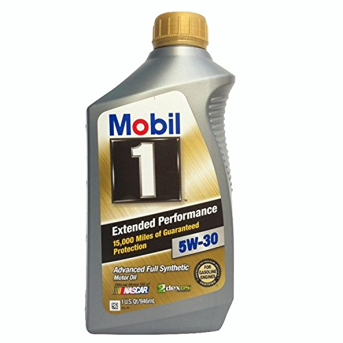 Mobil 1 98KE65 5W-30 Extended Performance Synthetic Motor Oil - 1 Quart (Mobil 1 Extended Performance 5w30 compare prices)