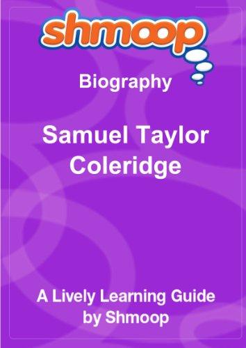 Samuel Taylor Coleridge: Shmoop Biography Guide