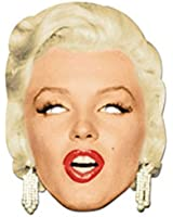 Marilyn Monroe 'Diamonds' Celebrity Mask