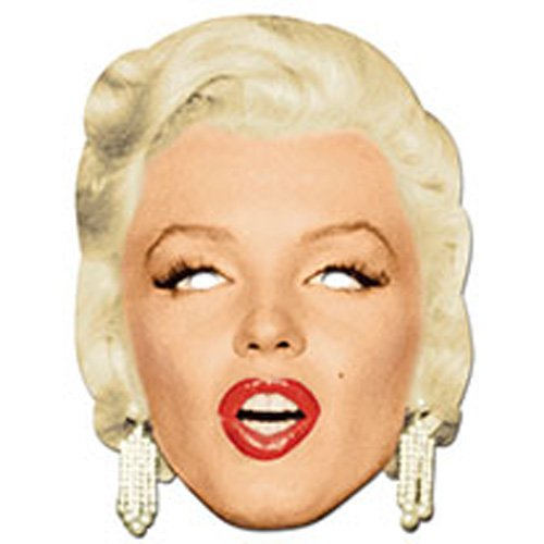 Marilyn Monroe 'Diamonds' Celebrity Mask - 1