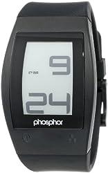 Phosphor Men's WP001 World Time Digital Watch