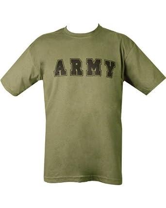 Kombat Mens Military Printed US British Army Combat Taliban Hunting Club Vietnam Iraq Camo T-shirt Black (Small = Chest 86-91cm or 34-36 inch)