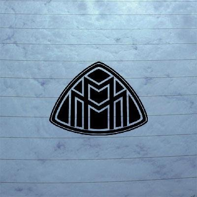 art-notebook-decor-maybach-wall-laptop-decal-helmet-bike-black-coupe-auto-die-cut-car-car-decoration