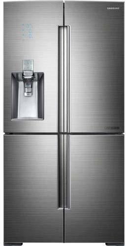 Samsung RF34H9960S4 34.3 Cu. Ft. Stainless Steel French Door Refrigerator - Energy Star