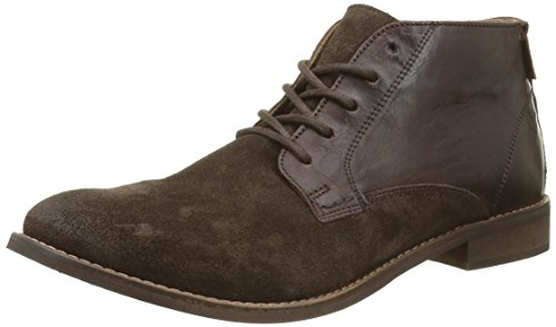 Levi's Baldwin, Stivali Chukka Uomo, Marrone (Dark Brown 29), 46 EU