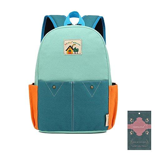 Moonwind-Cute-Cartoon-Kids-School-Backpack-Kindergarten-Book-Bag-for-Girls-Boys