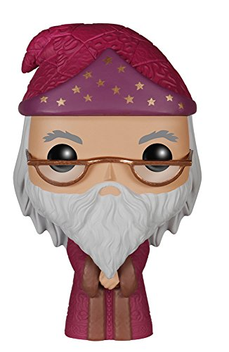 Funko POP Movies: Harry Potter Albus Dumbledore Action Figure