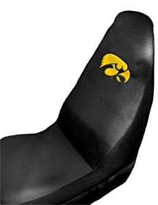 NCAA Iowa Hawkeyes Car Seat Cover