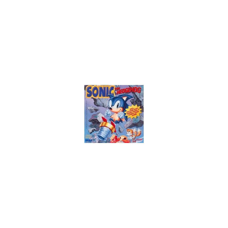 Sonic the Hedgehog Game Soundtrack (Remix) Album CD on PopScreen