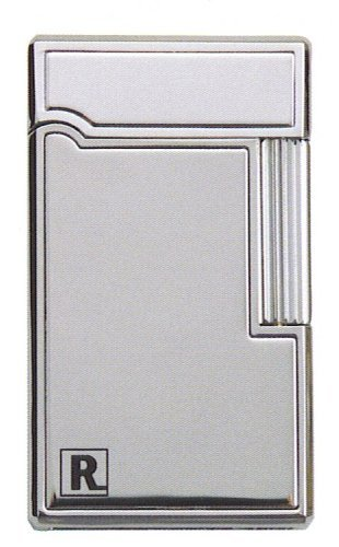 Ronson- Lighter Aurora - Polished Chrome