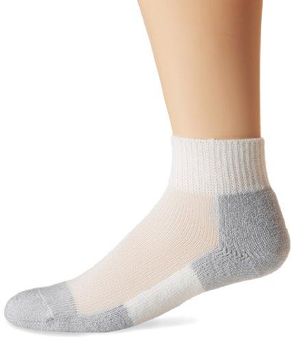 Thorlos Women's Running Thick Padded Ankle Mini-Crew Socks | JMX