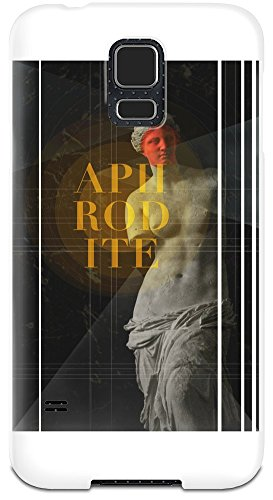 Aphrodite Samsung Galaxy S5 Case Cover  Custom Printed Hard Plastic Case  Keep Your Valuable Galaxy S5 Shock & Dust Proof  Perfect Snug Fit  Custom Mobile Cases By Bang (Roman Godess)