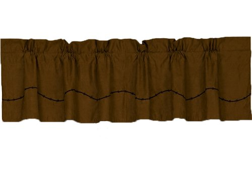 HiEnd Accents Barbwire Valance