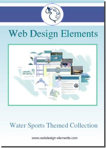 Water Sports Web Design - Templates, Logos and Photos
