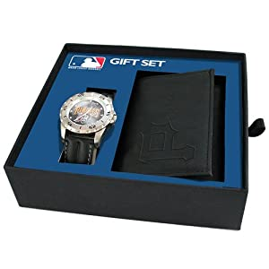 Game Time Watch and Wallet Sets - MLB (Pittsburgh Pirates)